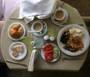 Room service Sky blue Hotel & Spa