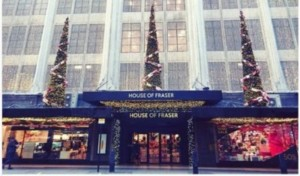 House of Fraser Oxford Street