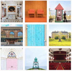 Instagram Accidentally Wes Anderson