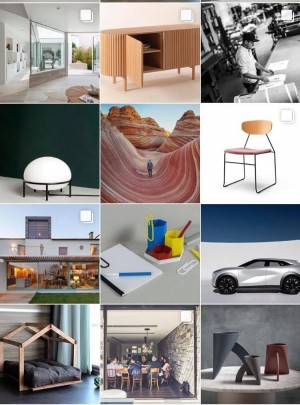 Design Milk Instagram