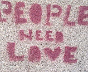 people need love