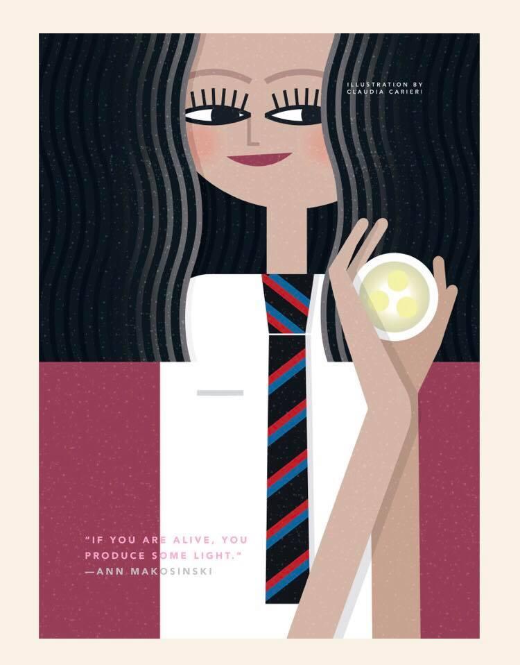 Povesti de seara pentru fete rebele: Ann Makosinski
