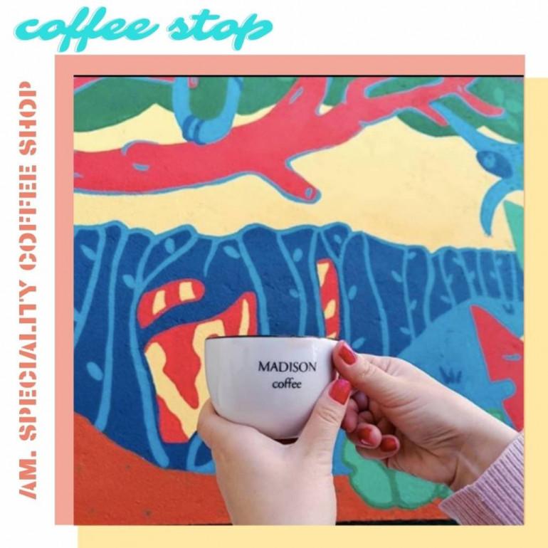 AM Speciality Coffee