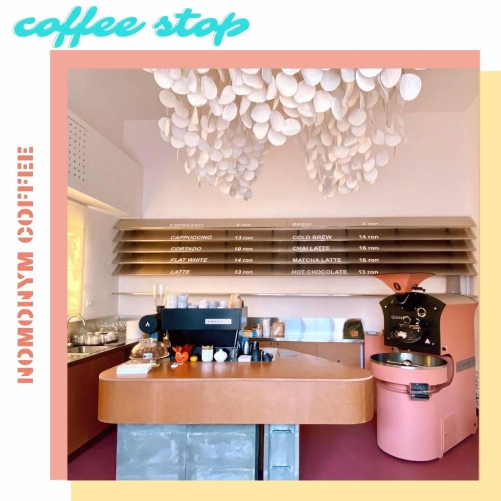 Nomonym Coffee