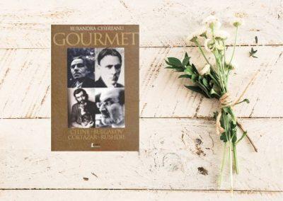 #goodreads: Gourmet
